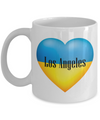 Ukrainian In Los Angeles - 11oz Mug - Unique Gifts Store