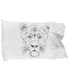 Lioness - Pillow Case - Unique Gifts Store