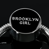 Brooklyn Girl - Luxury Charm Bracelet