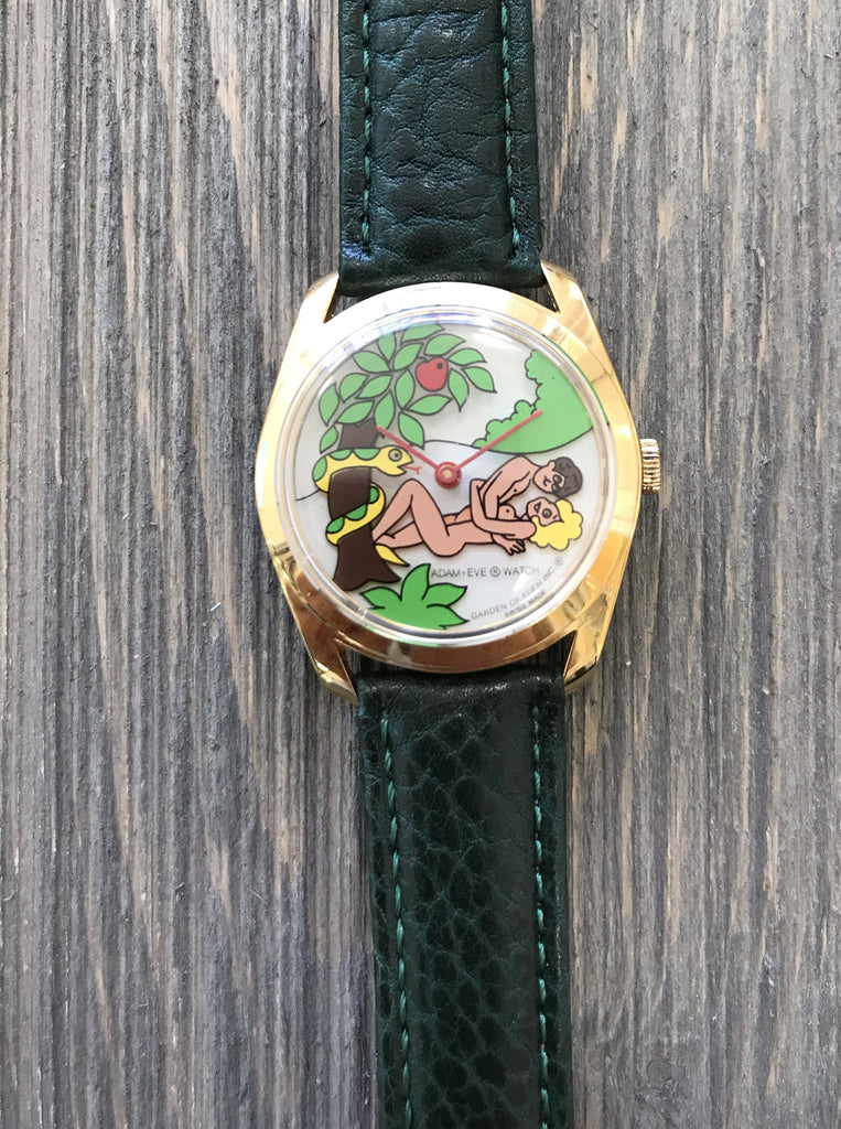 1975 Adam & Eve Watch