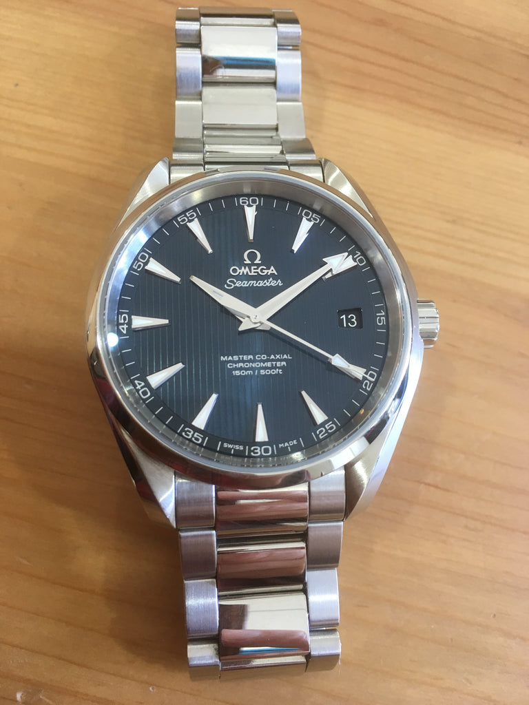 Omega Master Co-Axial