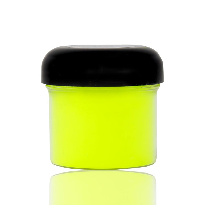 Flo yellow powdered pigment