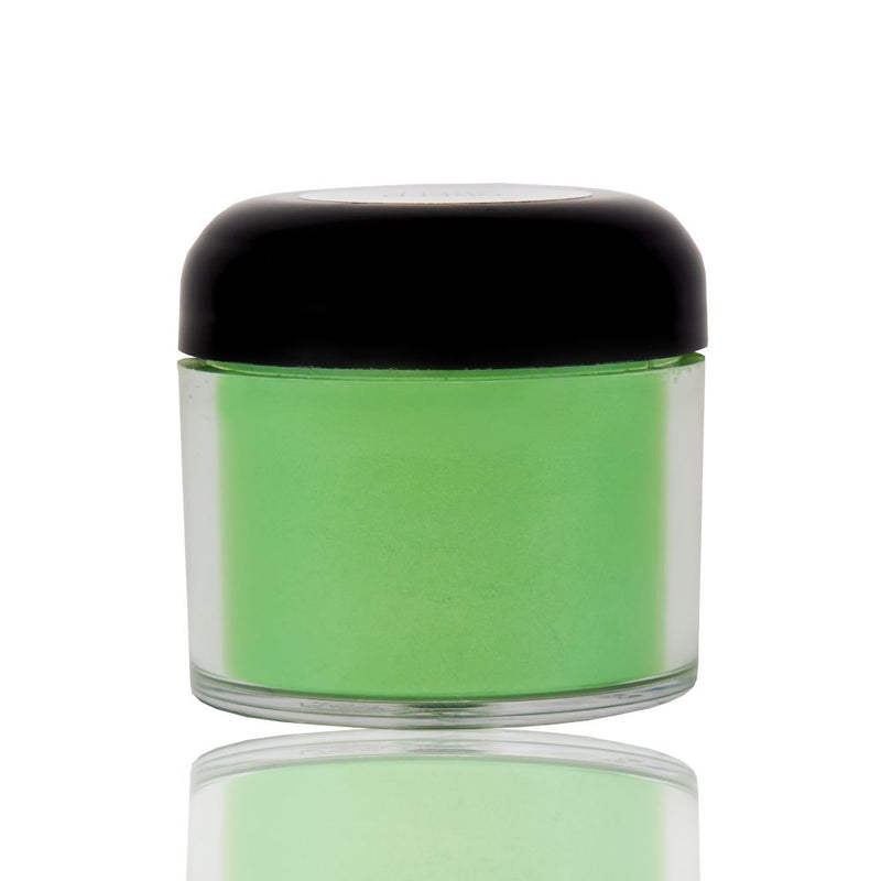 Green apple powdered pigment