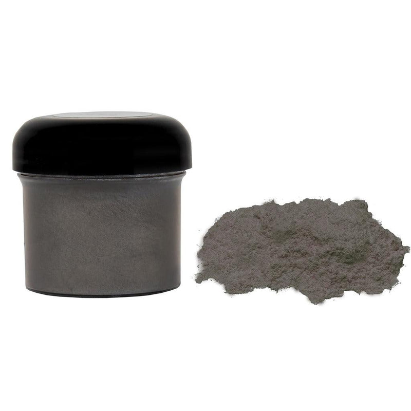 Gunmetal powdered pigment