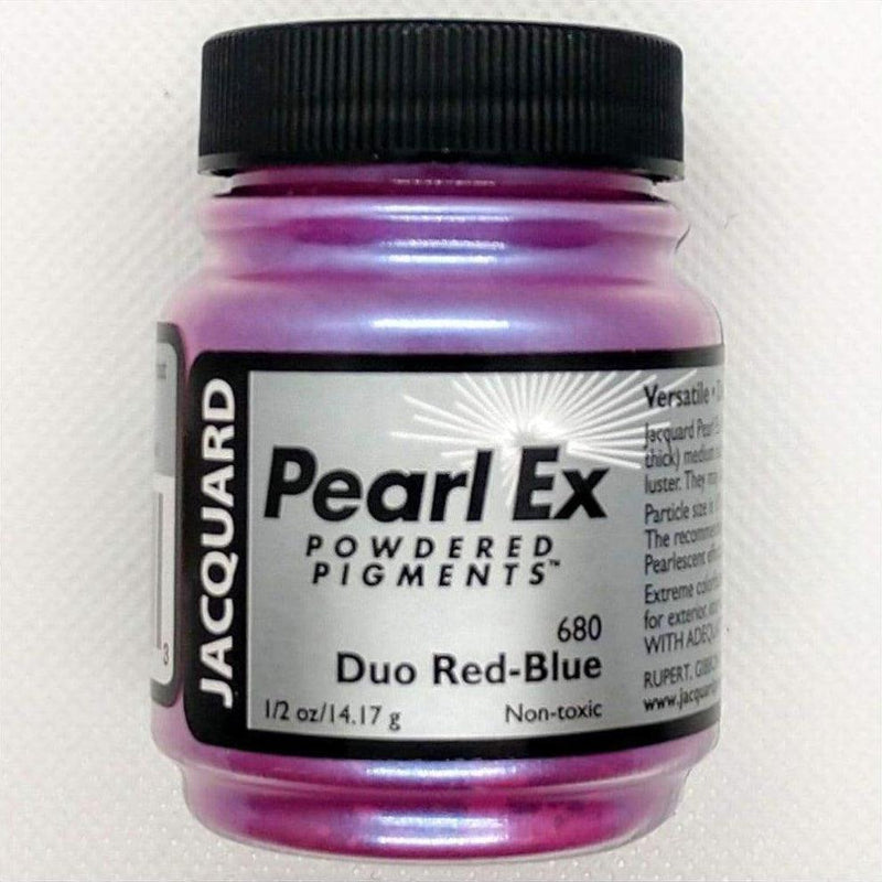 Duo Red Blue Pearl EX Powder Pigment - 14 grams - Duo Red Blue 14 grams - Mica Powder - The Epoxy Resin Store
