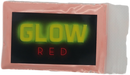 Red glow powder - 10 grams - Pigment Glow Powder - The Epoxy Resin Store