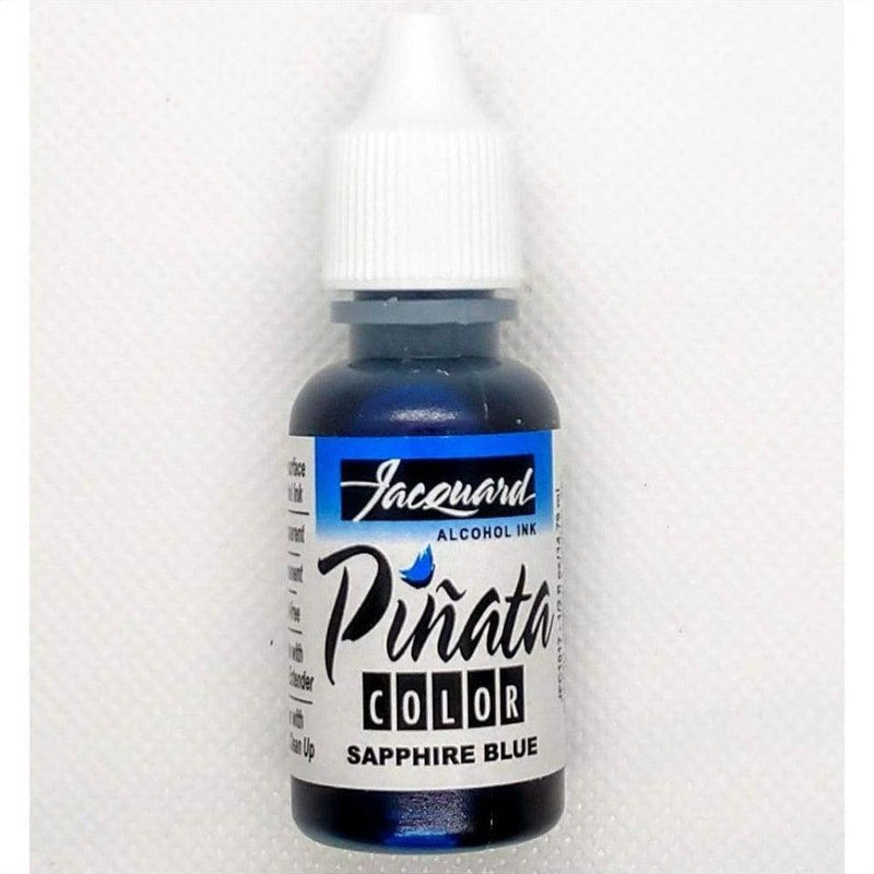 Saphire Blue Pinata Color Jaquard Alcohol Ink - Alcohol Dye - The Epoxy Resin Store