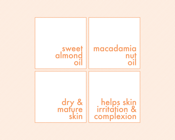 Almond + Macadamia | Coffee Scrub
