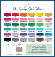 Grand Script: Flat Card Set - Curio Press