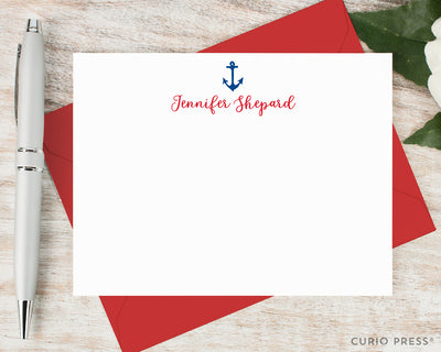 Anchor: Flat Card Set - Curio Press