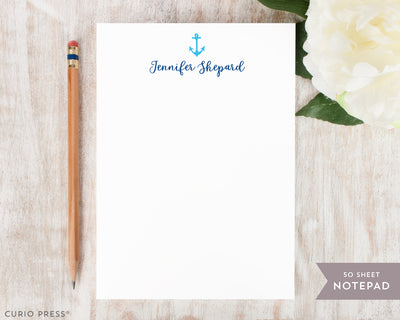 Anchor: Notepad - Curio Press