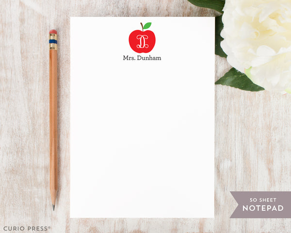 Apple: Notepad - Curio Press