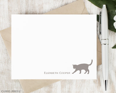 Cat: Flat Card Set - Curio Press
