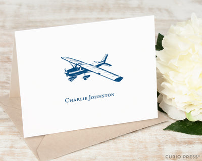 Cessna: Folded Card Set - Curio Press
