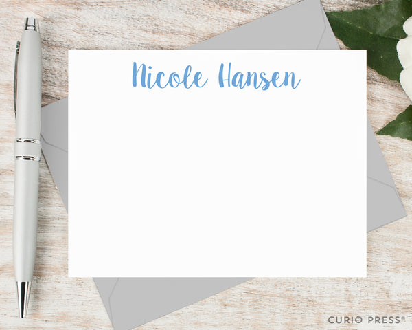 Cute Name : Flat Card Set - Curio Press