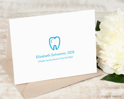 Dental: Folded Card Set - Curio Press