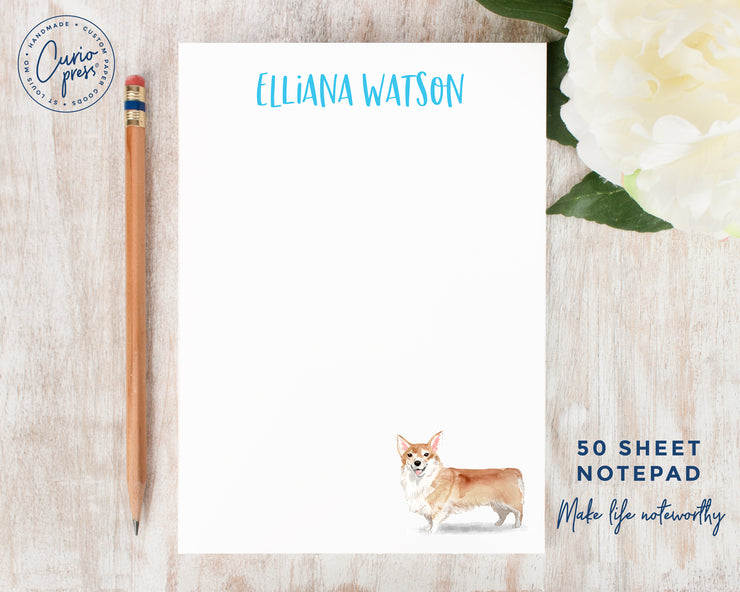 Dogs: Notepad - Curio Press