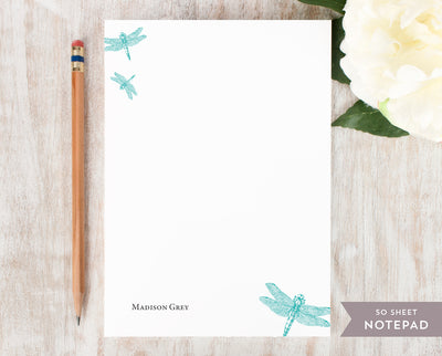 Dragonfly: Notepad - Curio Press