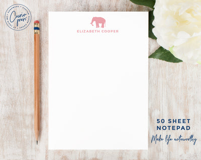 Elephant: Notepad
