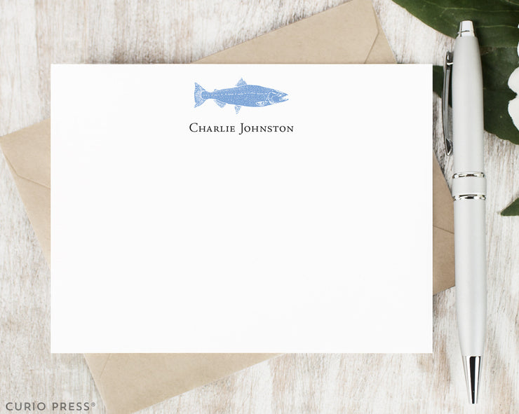 Fish: Flat Card Set - Curio Press