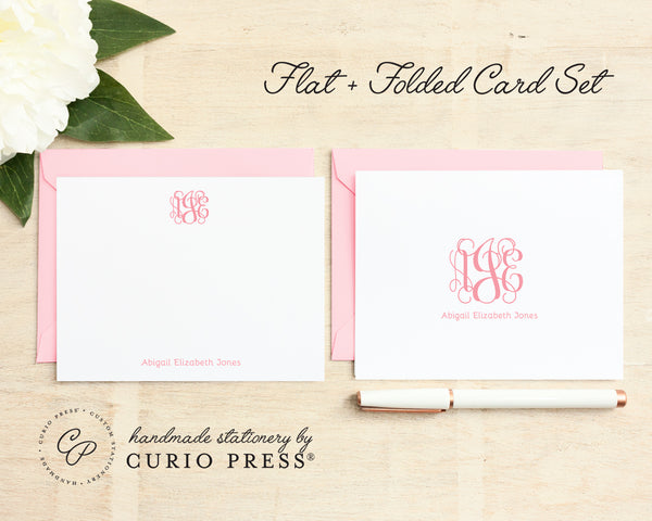 Custom Folded and Flat Cards