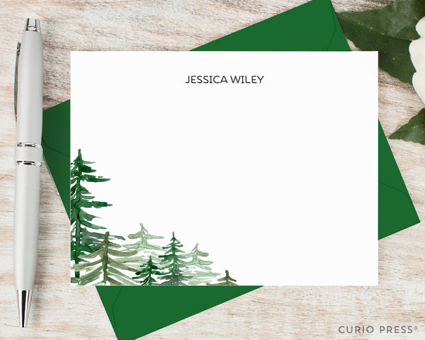 Forest: Flat Card Set - Curio Press