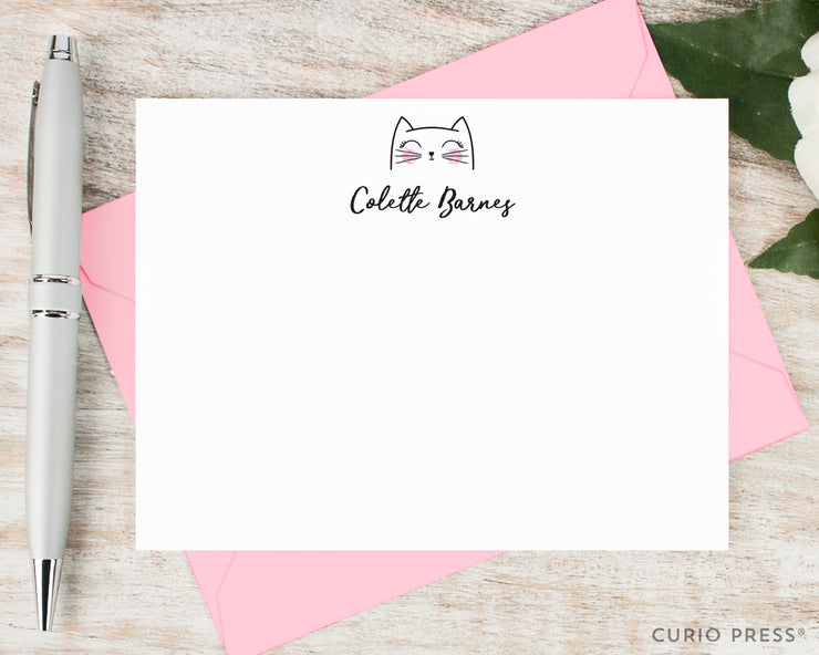 Meow: Flat Card Set - Curio Press
