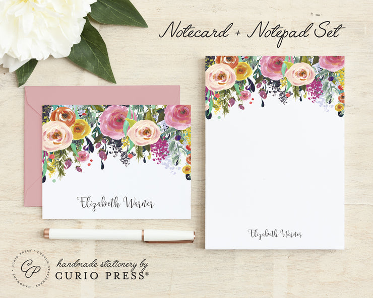 Multiflower 2-Piece Set - Curio Press