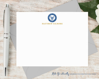 Navy: Flat Card Set
