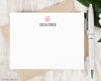 Paws: Flat Card Set