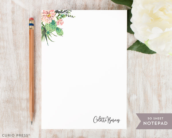 Prickly Pear: Notepad