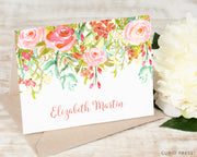 Rosecliff: Folded Card Set