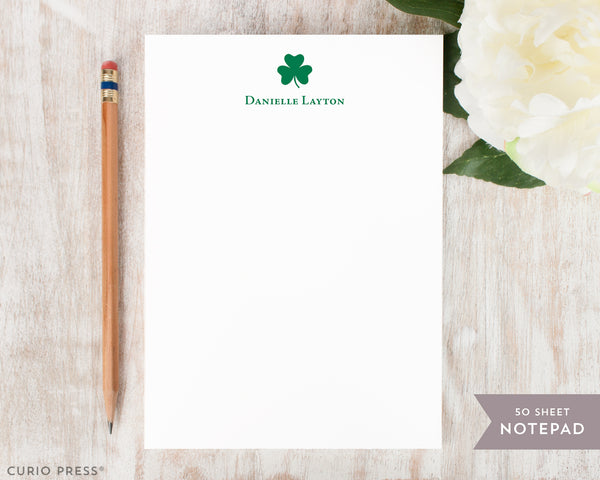 Shamrock: Notepad