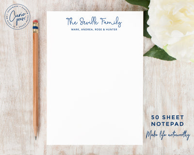 Swash Family: Notepad