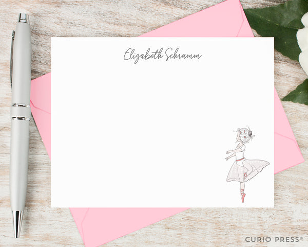Tiny Dancer: Flat Card Set