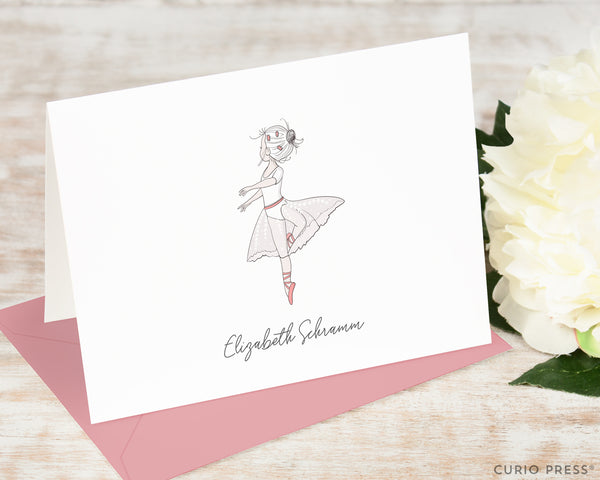 Tiny Dancer: Folded Card Set