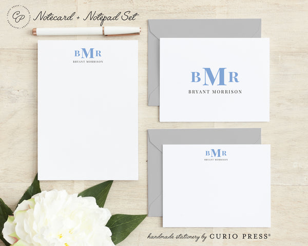 Simple Monogram Set