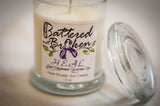 Saving Grace Collection: Scented Inspirational Soy Candles
