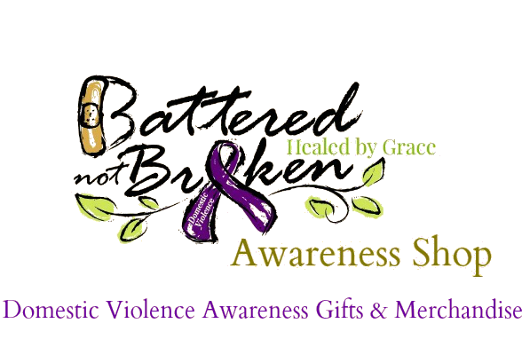 Battered Not Broken Awareness Shop