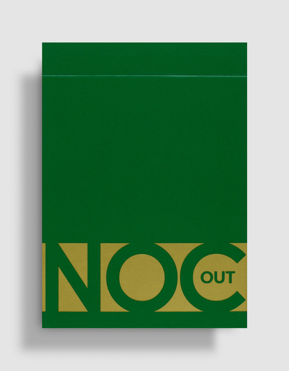 Green/Gold NOC Out