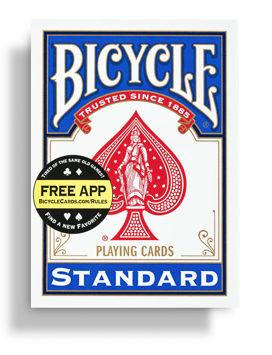 Bicycle Standard: Blue