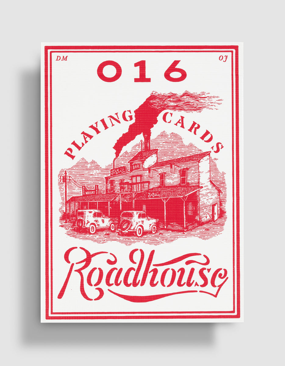 Roadhouse Deck