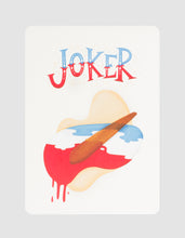 Rockets Playing Cards Joker