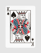 Rockets Playing Cards King of Spades