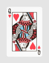 Rockets Playing Cards Queen of Hearts
