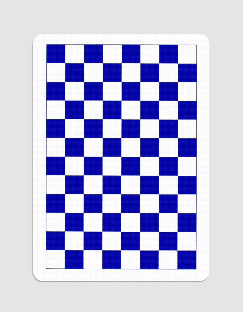Forever Checkerboards Blue