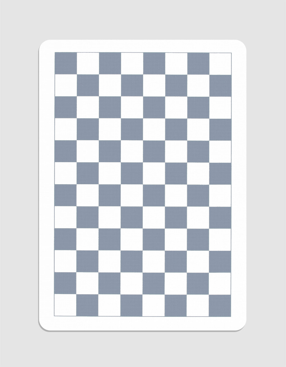 Grey Checkerboards