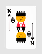 Big Boy No. 2 Playing Cards King of Spades