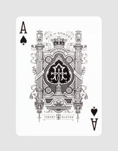 Black Hudson Playing Cards Ace of Spades