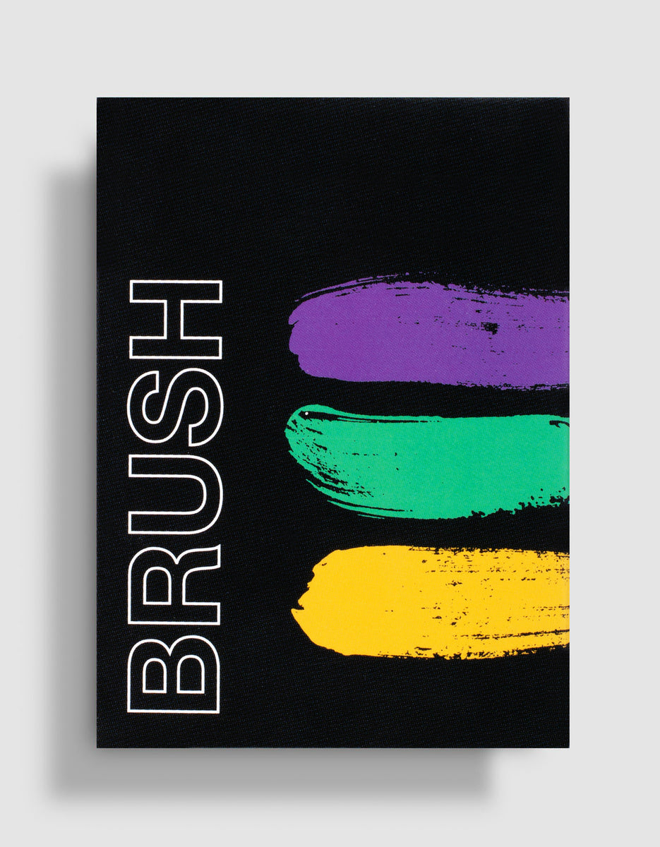 Brush Playing Cards